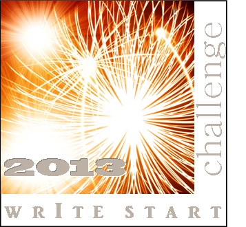 write start badge